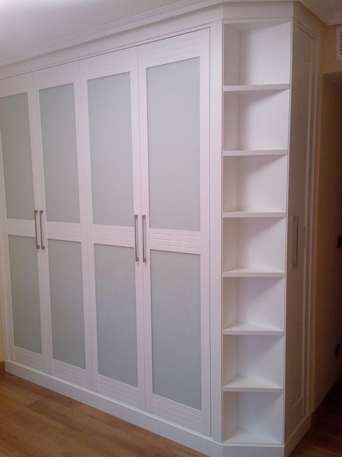 Armarios puertas plegables beautiful armario con puertas - Armario puertas plegables ...