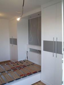 armario empotrado zaragoza dormitorio vestidor