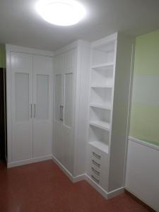 armario empotrado zaragoza blancos y verdes