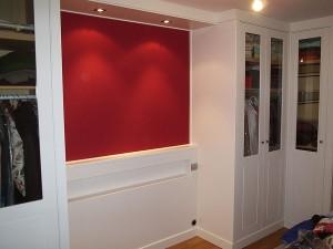 armario empotrado zaragoza habitación moderna