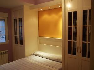 armario empotrado zaragoza dormitorio cabezal