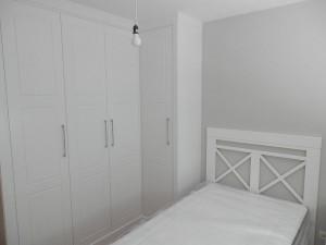 armario empotrado zaragoza dormitorio blanco