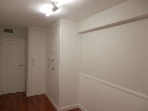 armario empotrado zaragoza vestidor mujer