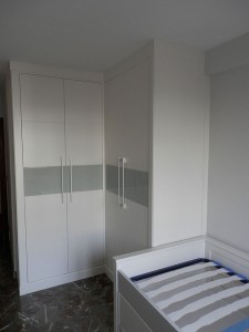 armario empotrado zaragoza doble armario