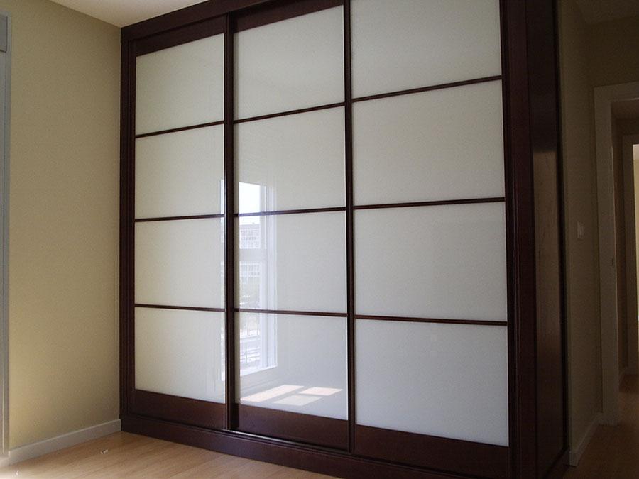 Armarios de madera para exterior simple puerta madera oblak modelo de with armarios de madera - Armario madera exterior ...