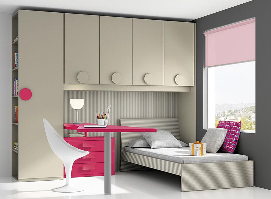 Mundo madera dormitorios infantiles melamina 8 mundo - Armarios a medida en zaragoza ...
