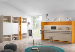 muebles juveniles en zaragoza melamina