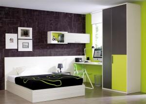 Mundo Madera. Dormitorios a medida juveniles