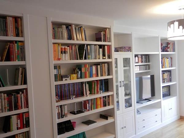 ¿Problemas con la decoración de tu casa? ¡Necesitas muebles a medida!