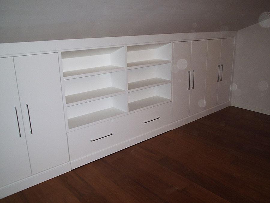 C mo elegir tus armarios empotrados a medida mundo - Muebles empotrados a medida ...