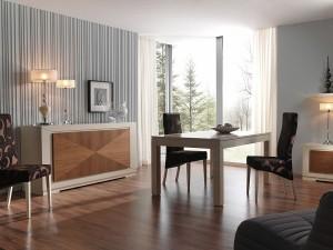 Mesa madera salón