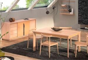 Muebles de madera a medida en Zaragoza