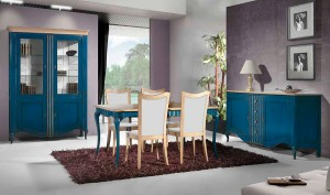 Muebles azules Zaragoza