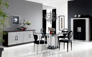 Mesa moderna comedor