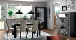 Muebles con cristal