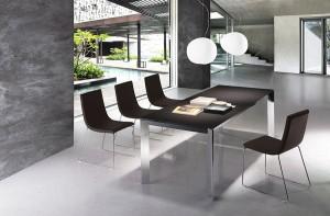 Mesa alargada