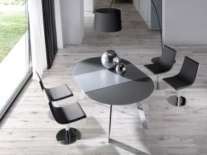 Mesa moderna para salón