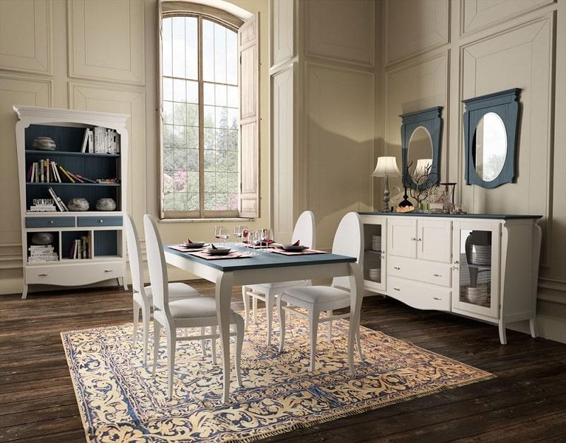 Color en muebles a medida