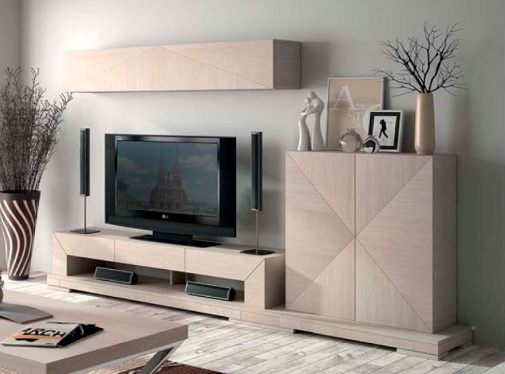 decoración de salones-mundo madera-contemporáneos