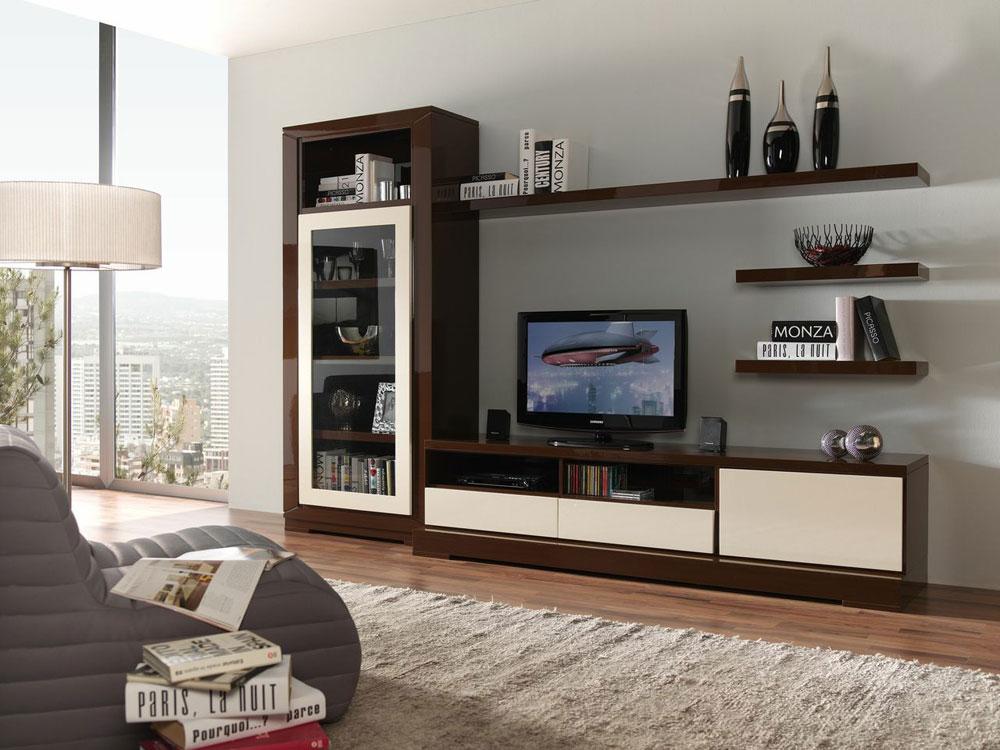 salones modernos-mundo madera-materiales