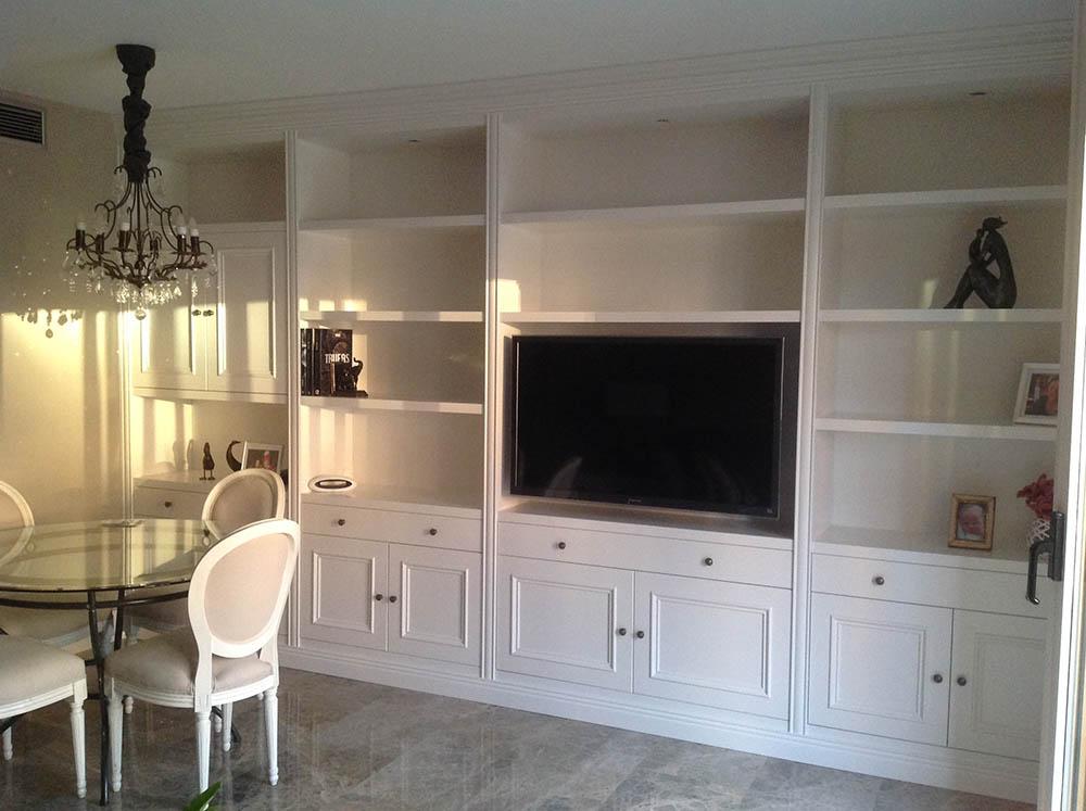 muebles de salón a medida-mundo madera