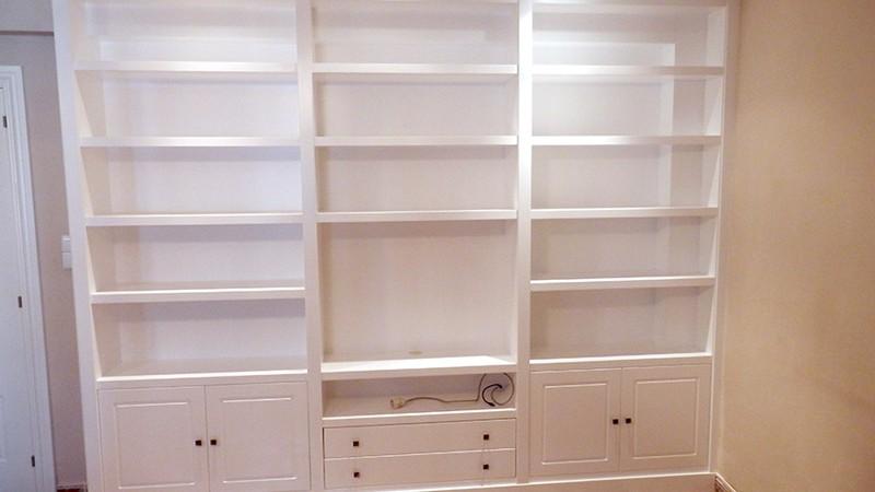 Muebles a medida para espacios difíciles