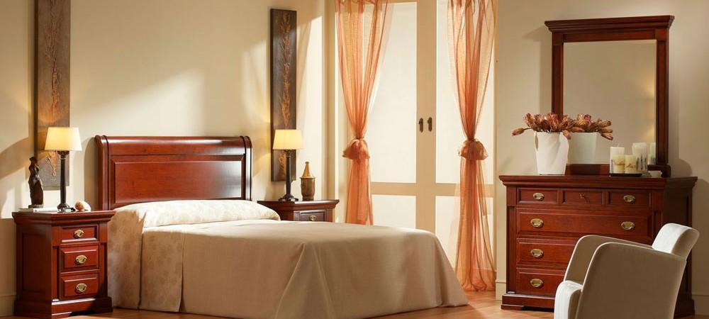 Dormitorios clásicos: no pasan de moda