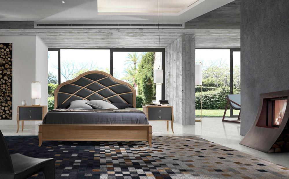 Dormitorios clásicos en Zaragoza