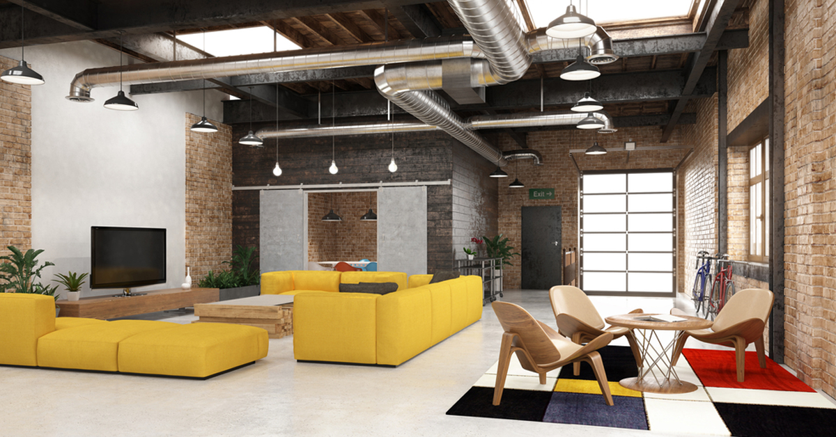 decoración de interiores-Mundo Madera-Industrial