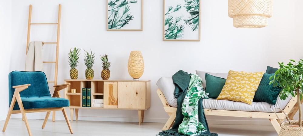 Curiosidades sobre los muebles de pino