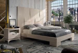 Dormitorio contemporaneo de Mundo Madera en Zaragoza