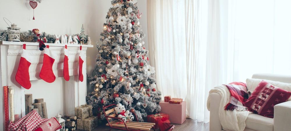 Muebles a medida para una decoración navideña a medida